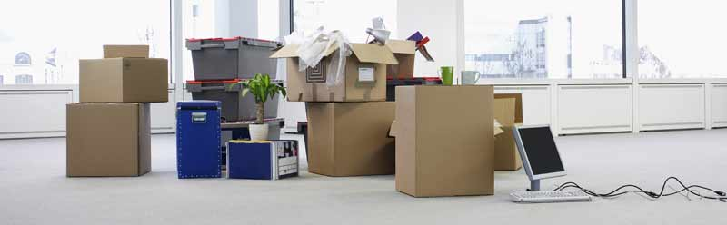 Office relocations Kent